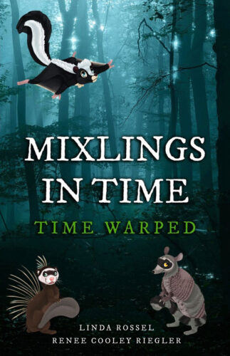 Mixlings in Time Childrens Book