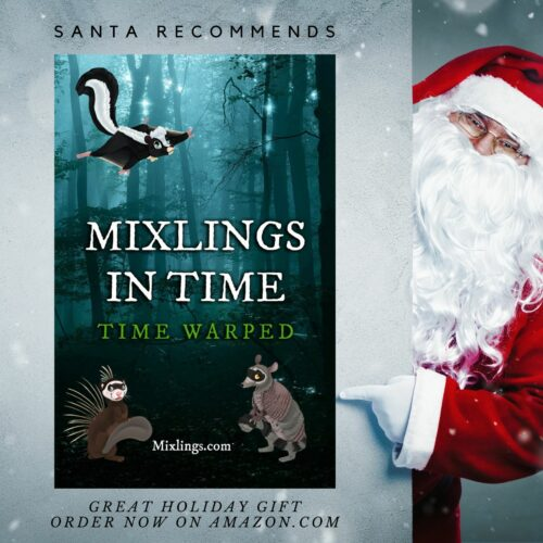 Santa Recommends Mixlings in Time