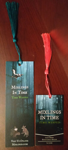 Mixling Bookmarks